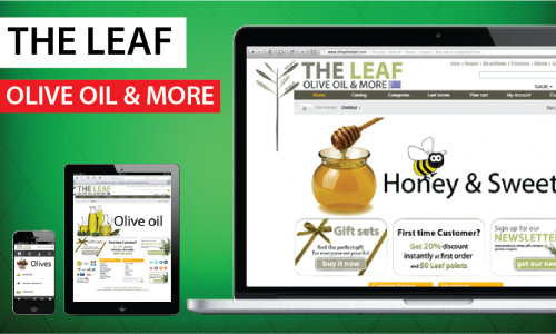 Shoptheleaf.com: The online olive oil shop