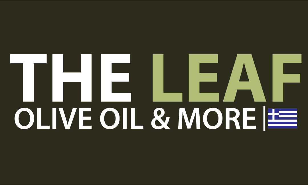 WEB DESIGN: BLOG THE LEAF OLIVE OIL
