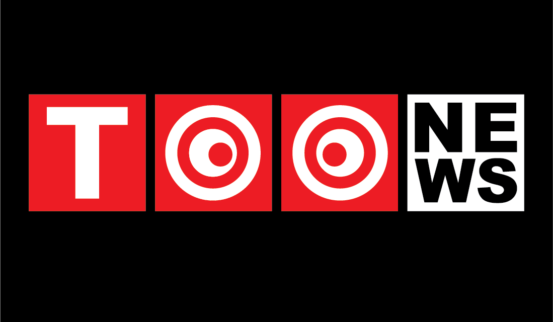 Toonews Logo and web design